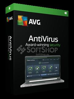 AVG AntiVirus Box