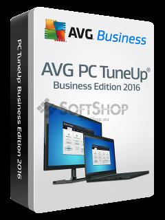 AVG PC TuneUp Business Edition Box
